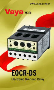 EOCR-DS3 Electronic Overload Relay