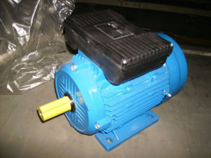 Mc Single Phase Electric Motor (MY801-2, 0.75KW(B3)) (aluminum frame) pictures & photos