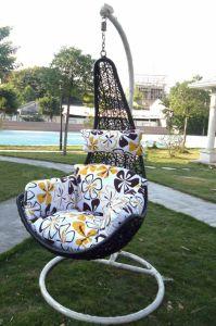 Outdoor Furniture Hanging Swing Chair, Garden Set D-1008-1