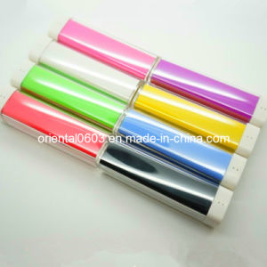 2600mAh Lipstick Style USB External Battery Power Bank for Samsung, iPhone, HTC, LG