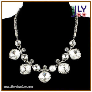 Fashion Costume Jewelry Necklace (JLY-0925) pictures & photos