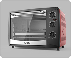 Electric Oven 25L 25litre Household Use Family Use Table Top Electrical Convention Oven Sj-252