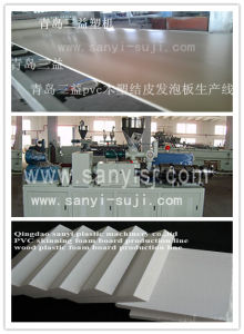 PVC Foam Panel Machine pictures & photos