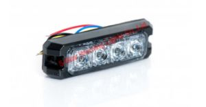 R65 LED Emergency Vehicle Grilled Warning Light pictures & photos