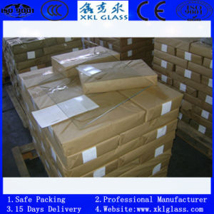 4-19mm High Quality Tempered Glass with CE & ISO & CCC Certificate