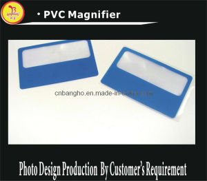Promotional Magnifier Card