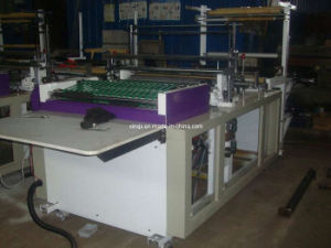 Multifunctional Heat Cutting Side Sealing Bag Making Machine (RDL) pictures & photos