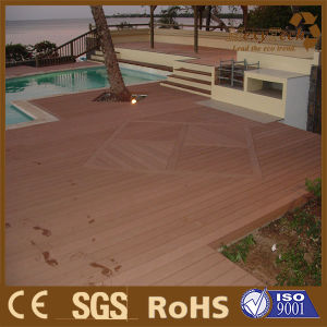 WPC Anti Slip WPC Composite Decking Floor with Glamorous Design pictures & photos