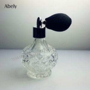 75ml OEM Unisex Classic Trigger Sprayer Vintage Glass Perfume Bottle pictures & photos