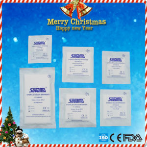 Medical Surgical Gauze Swabs pictures & photos