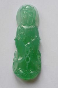 Chinese Green Jade -2