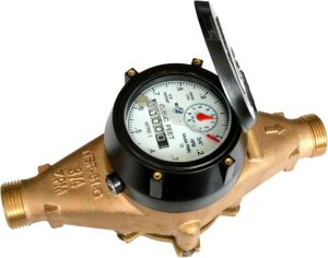 AWWA/US/American Flow Meter, Water Meter (PMN 3-4) pictures & photos