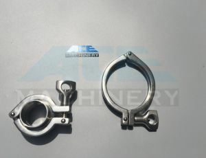 Stainless Steel Ss304 Sanitary Hoop Union (ACE-HJ-G3) pictures & photos