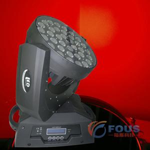 LED Moving Head Zoom / LED Zoom Moving Head Light