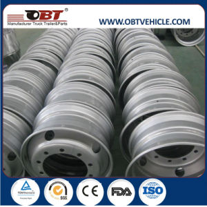 22.5*11.75 22.5*13.00 22.5*14.00 Heavy Steel Truck Wheels Rim for Sale pictures & photos