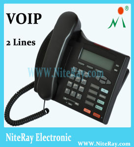 Office IP Telephone Caller ID VoIP Phone Corded IP Phone