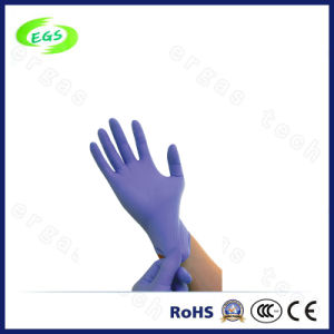 Disposable Nitrile Gloves Wholesale Mechanic Safety Glove pictures & photos