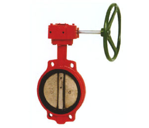 Butterfly Valve, Clamp Butterfly Valve pictures & photos