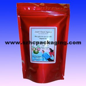 70g 100g 250g 500g 1kg Stand up Plastic Coffee Pouch pictures & photos