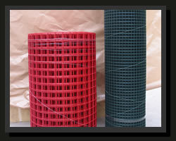 Welded Wire Mesh S0251 (Various Colors)