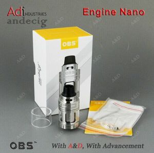 2017 New Products 5.3ml Obs Engine Nano Rta E Cigarette Tank pictures & photos