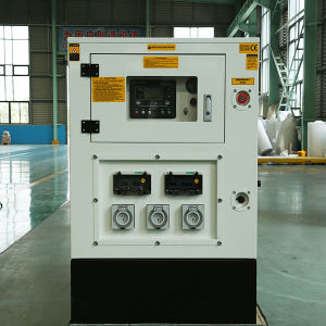 High Quality Silent Diesel Generator Set with Perkins Engine (100kVA/80KW) pictures & photos