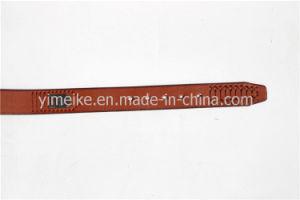 Men Pin Buckle Original PU Leather Belt Wholesales pictures & photos