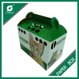 Comfortable Durable Cat Carrier Box pictures & photos