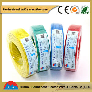 Cheap Price Flexible Copper Conductor Insulated PVC Electric Cable pictures & photos