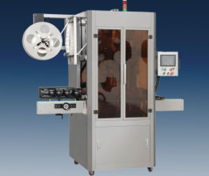 Automatic Label Sleeving Machine for Pharmaceutical Bottle pictures & photos