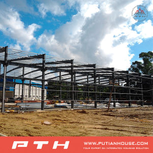 Construction High Quality Building Steel Structure pictures & photos