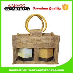 Jute Packing Bag for Promotion pictures & photos