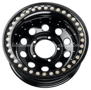 Beadlock Wheel, 4x4 Wheel, Offroad Rim with Steel Beadlock, Loder Wheel pictures & photos
