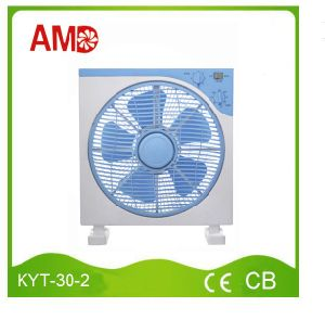 "Hot-Sale Cheapest Price 12"" Box Fan (KYT-30-2) pictures & photos"