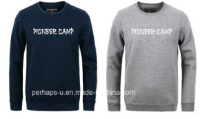 Custom Mens Long Sleeve Sweater with Print Logo pictures & photos