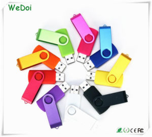 Cheapest Swivel USB Flash Drive with 1 Year Warranty (WY-M03) pictures & photos