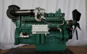 Generator Diesel Engine 450kw pictures & photos