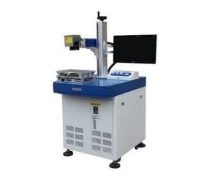 Color Mopa Fiber Laser Marking&Engraving Machine for Stainless Steel pictures & photos