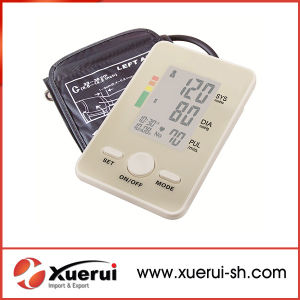 Digital Arm Blood Pressure Monitor with Who Indicator pictures & photos
