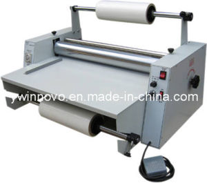 Hot Sell Adhesive Film Laminator (ZX-380) pictures & photos