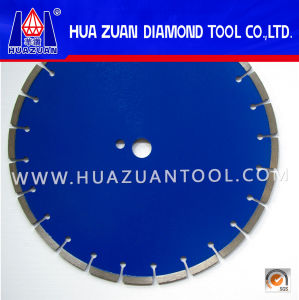 Diamond Cutting Blade for Cutting Reinforced Concrete pictures & photos