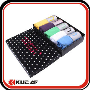 Custom Printed Colored Box for Packaging Cloth, Underware pictures & photos