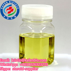 99% Muscle Growth Trenbolone Enanthate/ Parabolan Light Yellow Powder 23454-33-3 pictures & photos