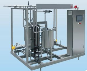 Industrial Plate Milk Pasteurizer Price pictures & photos