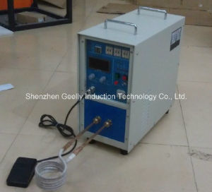 Single Phase 7kw/220V Induction Brazing Welding Machine for Solding Small Parts pictures & photos