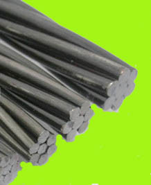Galvanized Steel Wire Guy Wire Stay Wire 7/8′ pictures & photos
