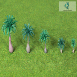 Model Tropical Coconut Tree; Scaled Model Tree