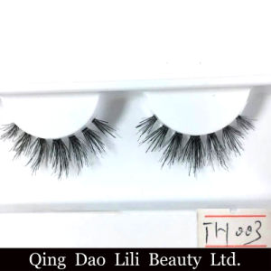 Longest Wispy False Eyelashes/Private Label 3D Human Hair Silk/Sythetic/Mink Lashes pictures & photos