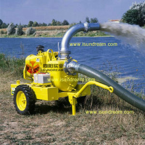 Diesel Engine and Electric Self Priming Water Pump pictures & photos