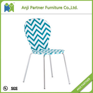 Cheap Transparent Functional Fabric Design Dining Chair (Shanshan) pictures & photos